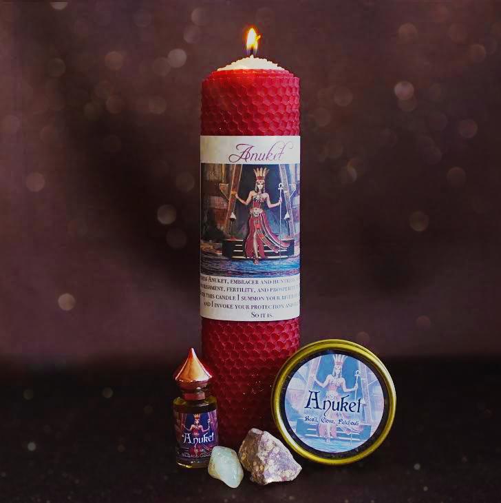 December Full Moon Ritual Set