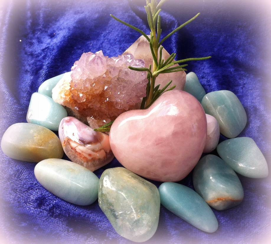 A new way to use your gemstones