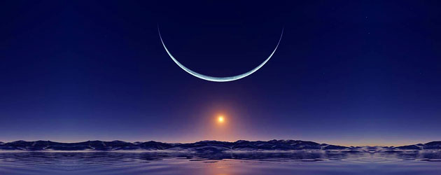 The power of a Solstice New Moon