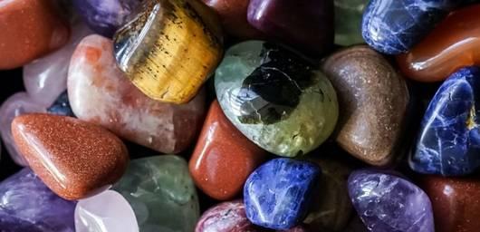 Ten Ways To Use Your Gemstones