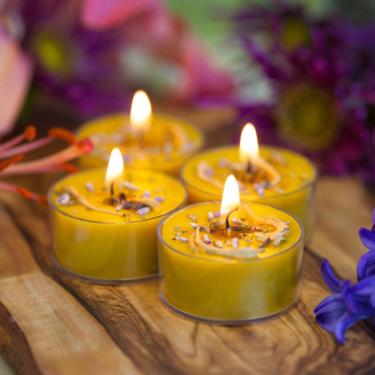 Spring Renewal Tea Lights 3_7