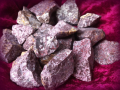 Purple Jasper - The Fearlessness Stone - for releasing fear