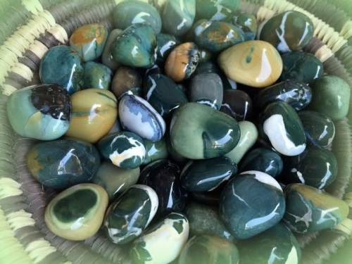 African Jasper - The Transformation Stone for healing from within and manifesting wellness