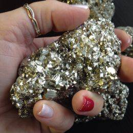 Pyrite Specimen - The Stone of Self Worth and Abundance