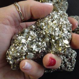 Pyrite Specimen - The Stone of Self Worth and Abundance