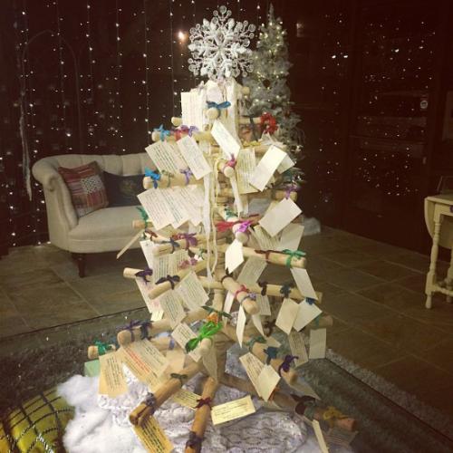 make a wish tree