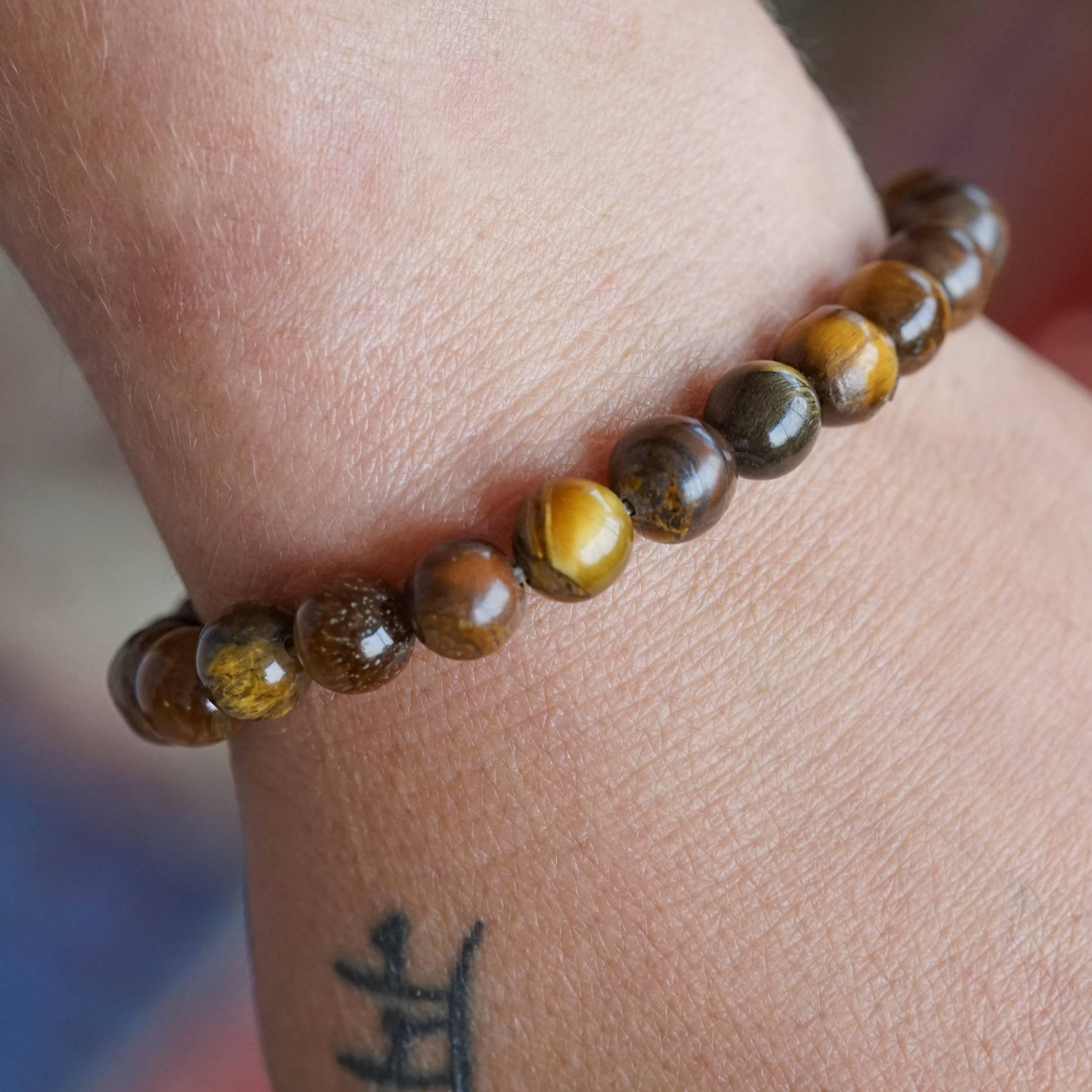Tiger S Eye Bracelets