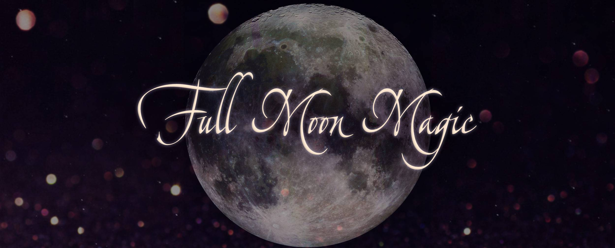 Image result for full moon magick
