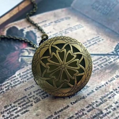 spellbound aromatherapy locket