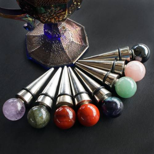 crystal wine stoppers