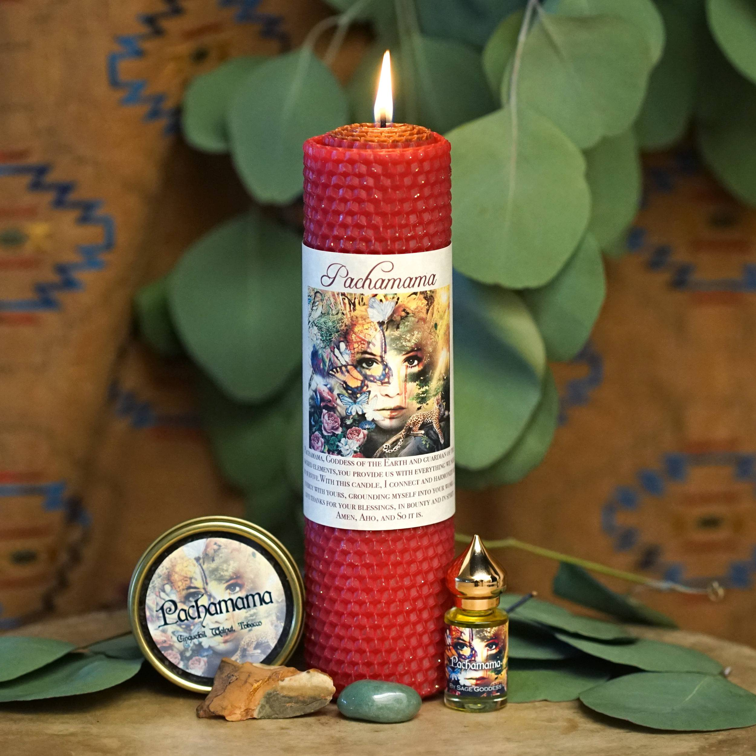 Pachamama ritual kit