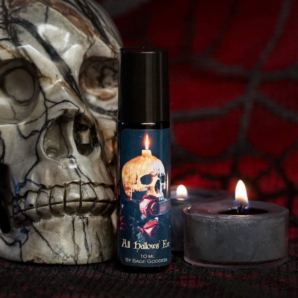 All Hallows' Eve Perfume