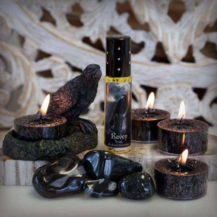 Raven Ritual Kit for Shadow Work