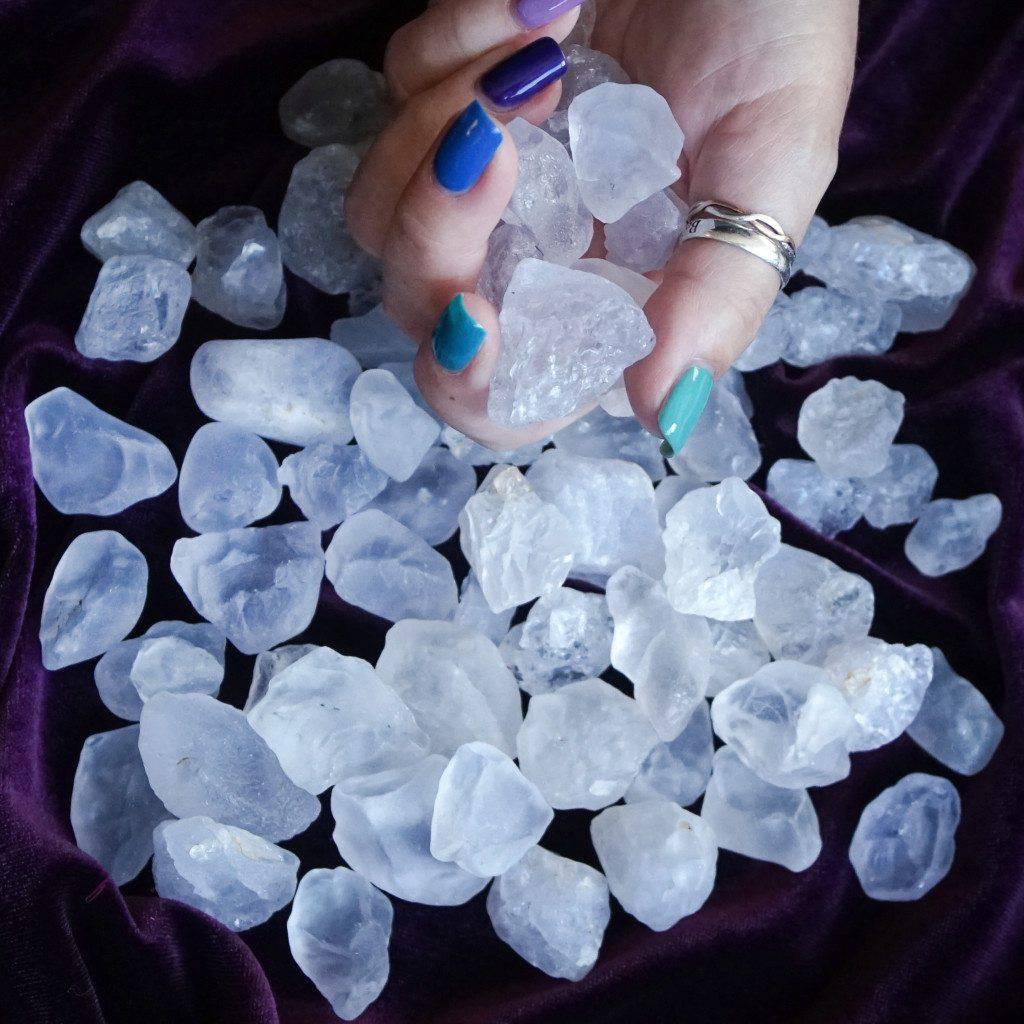alluvial quartz