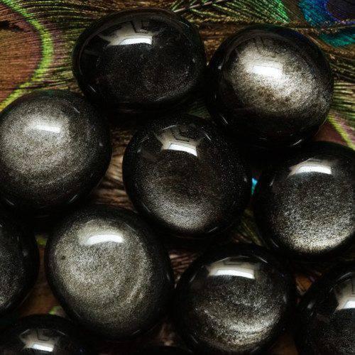 silver sheen obsidian magic