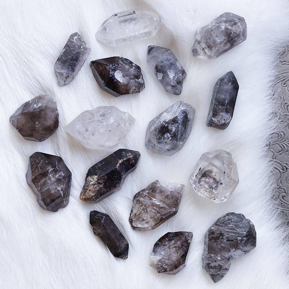 Tibetan Quartz Points