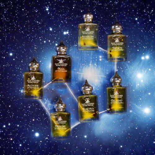 pleiadian perfumes