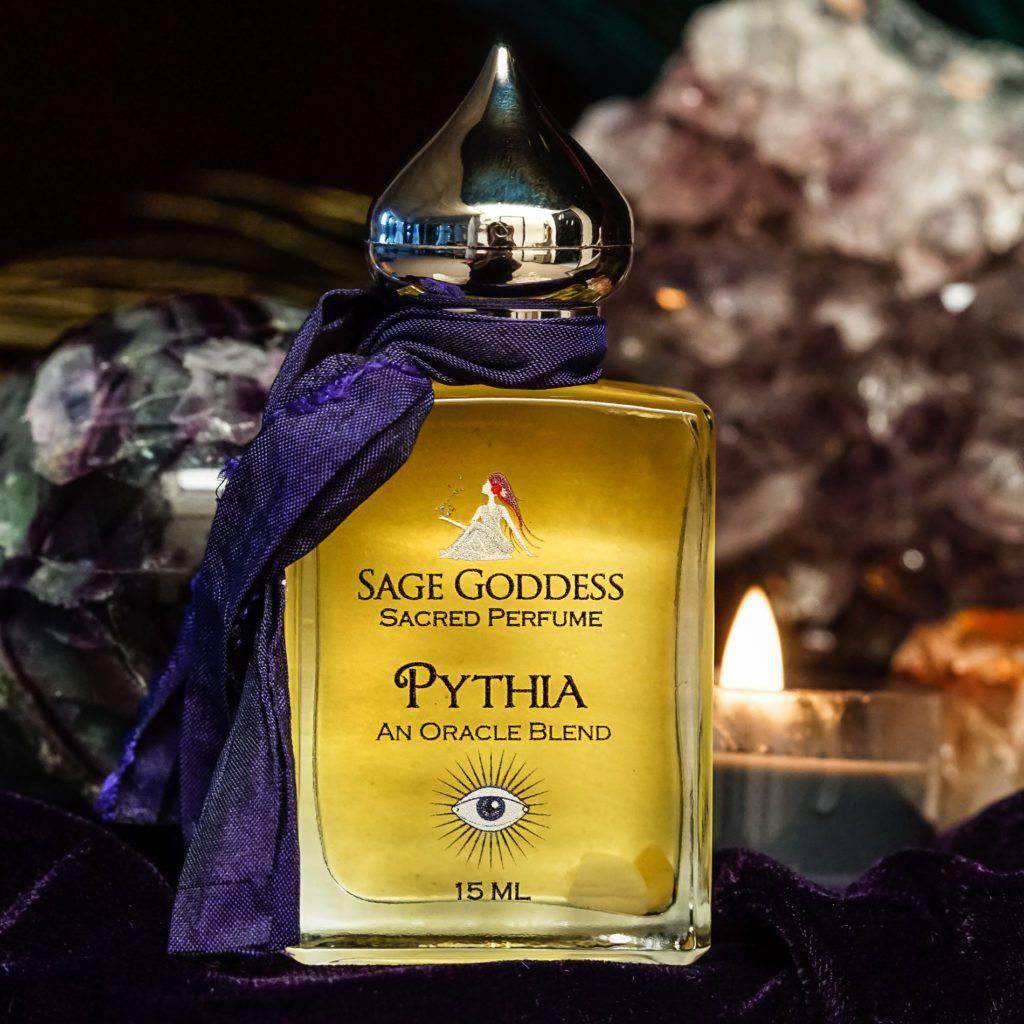 Pythia perfume