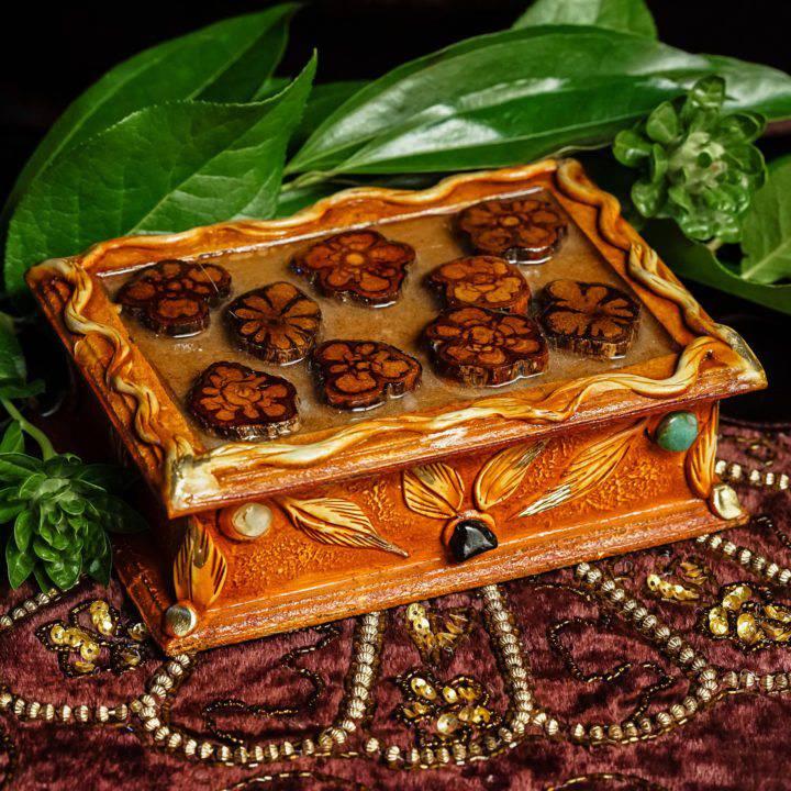 spirit vine boxes