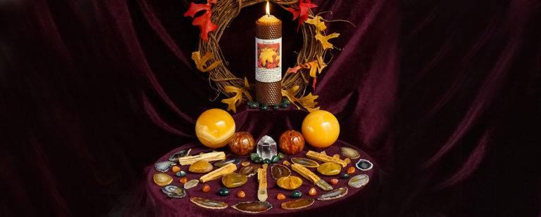 November Alter Your Altar – A Season of Gratitude