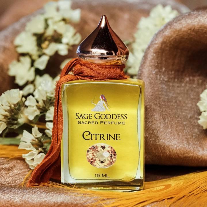 Citrine perfume