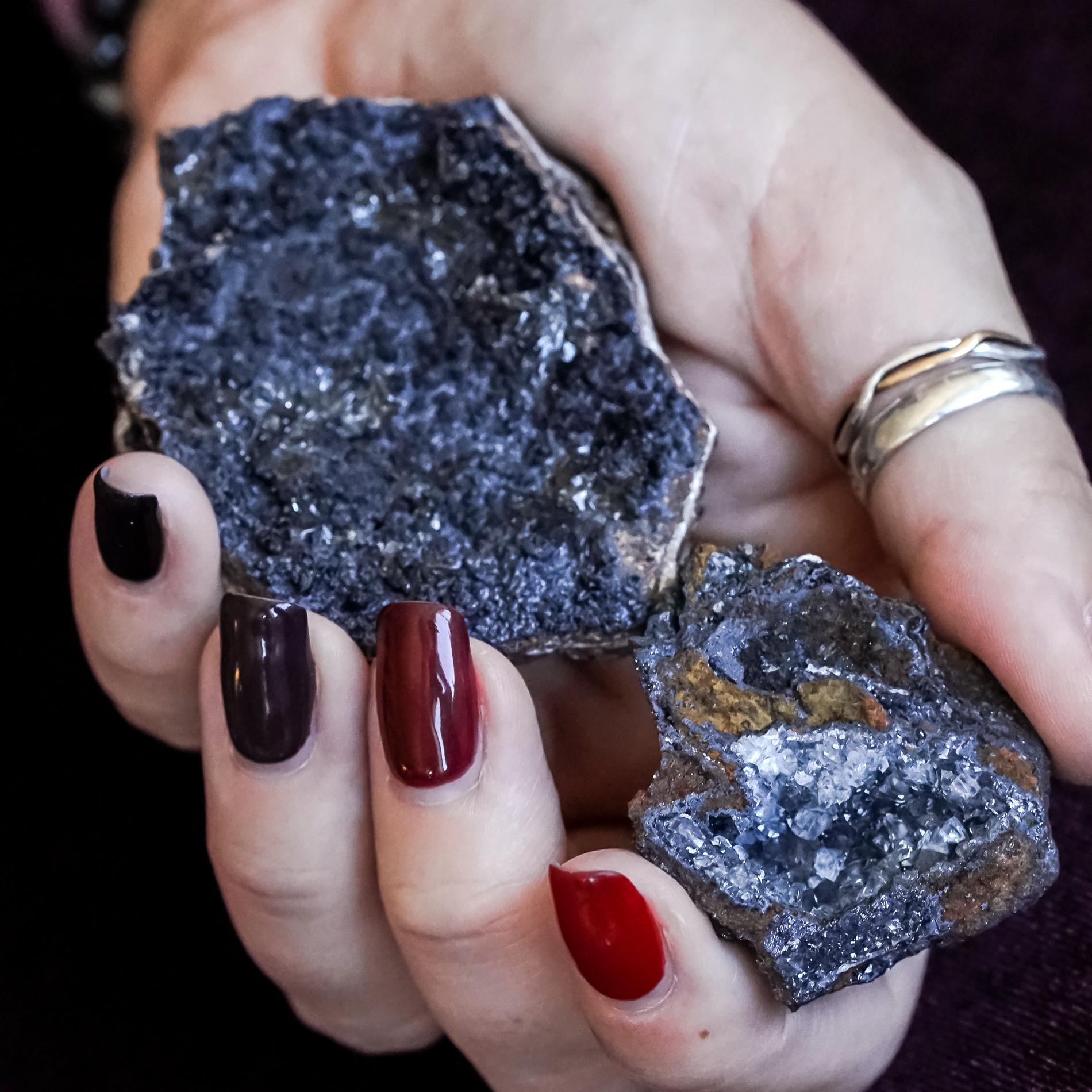 natural goethite