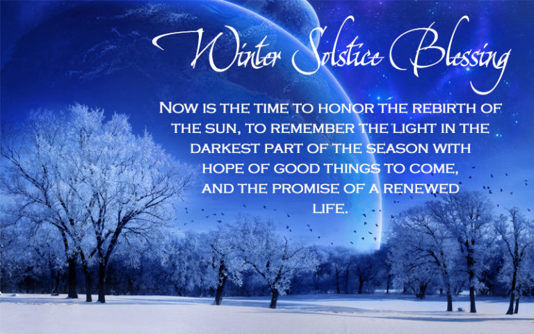 Winter Solstice & Yule – A shift from darkness to light
