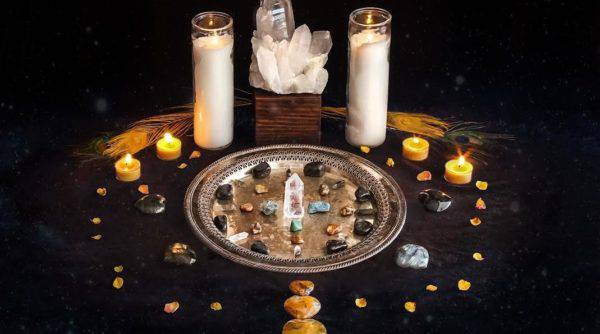 Alter Your Altar January