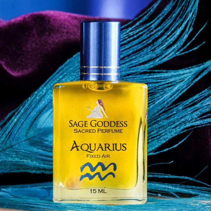 aquarius perfume