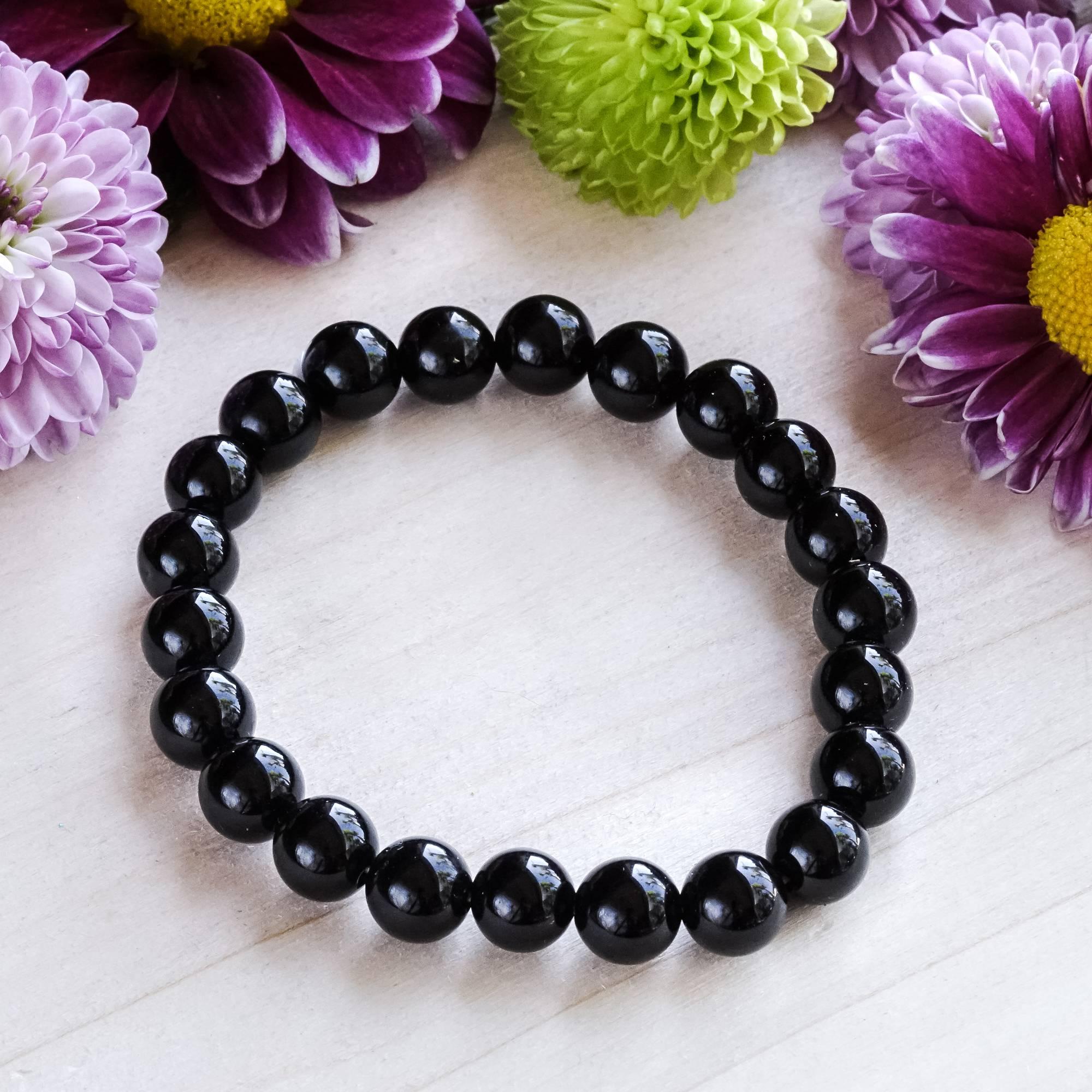 Black Onyx Bracelets