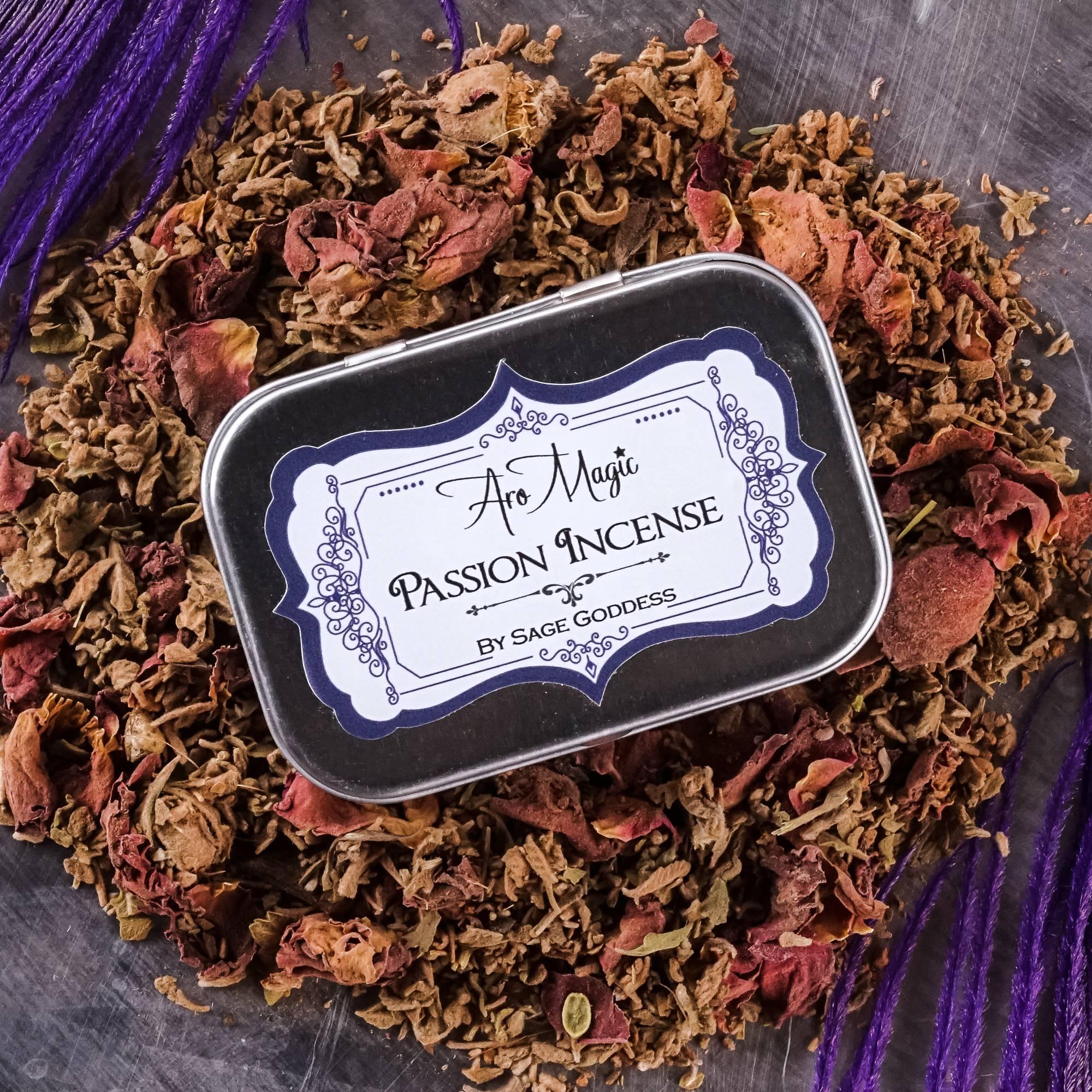 passion incense