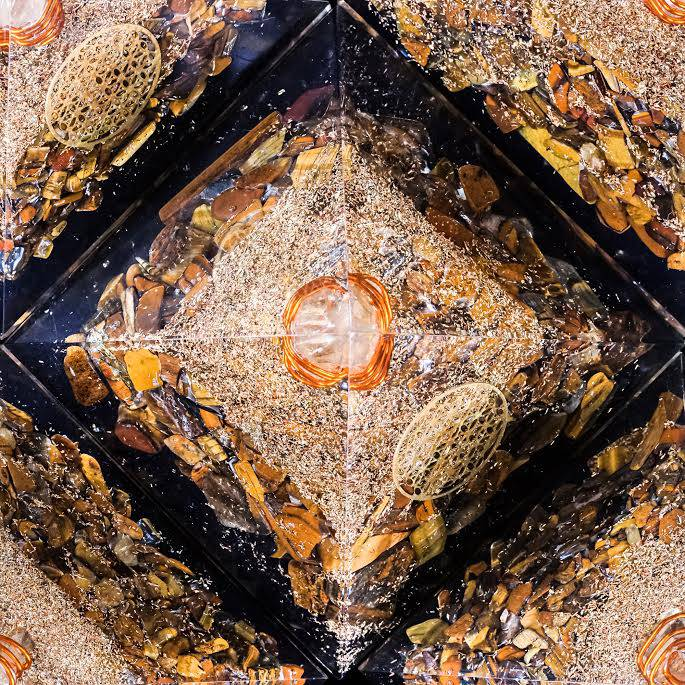 tigers eye orgone