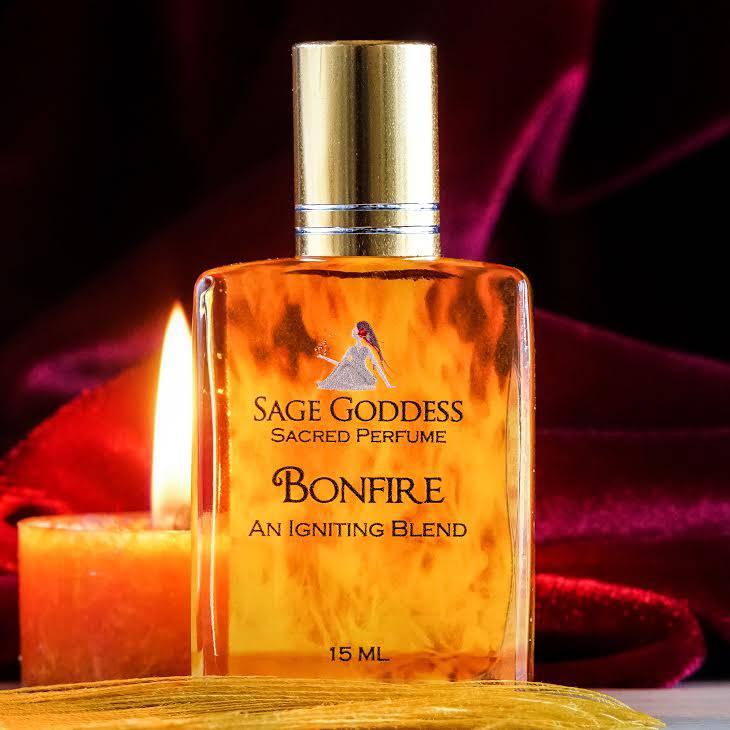 bonfire perfume