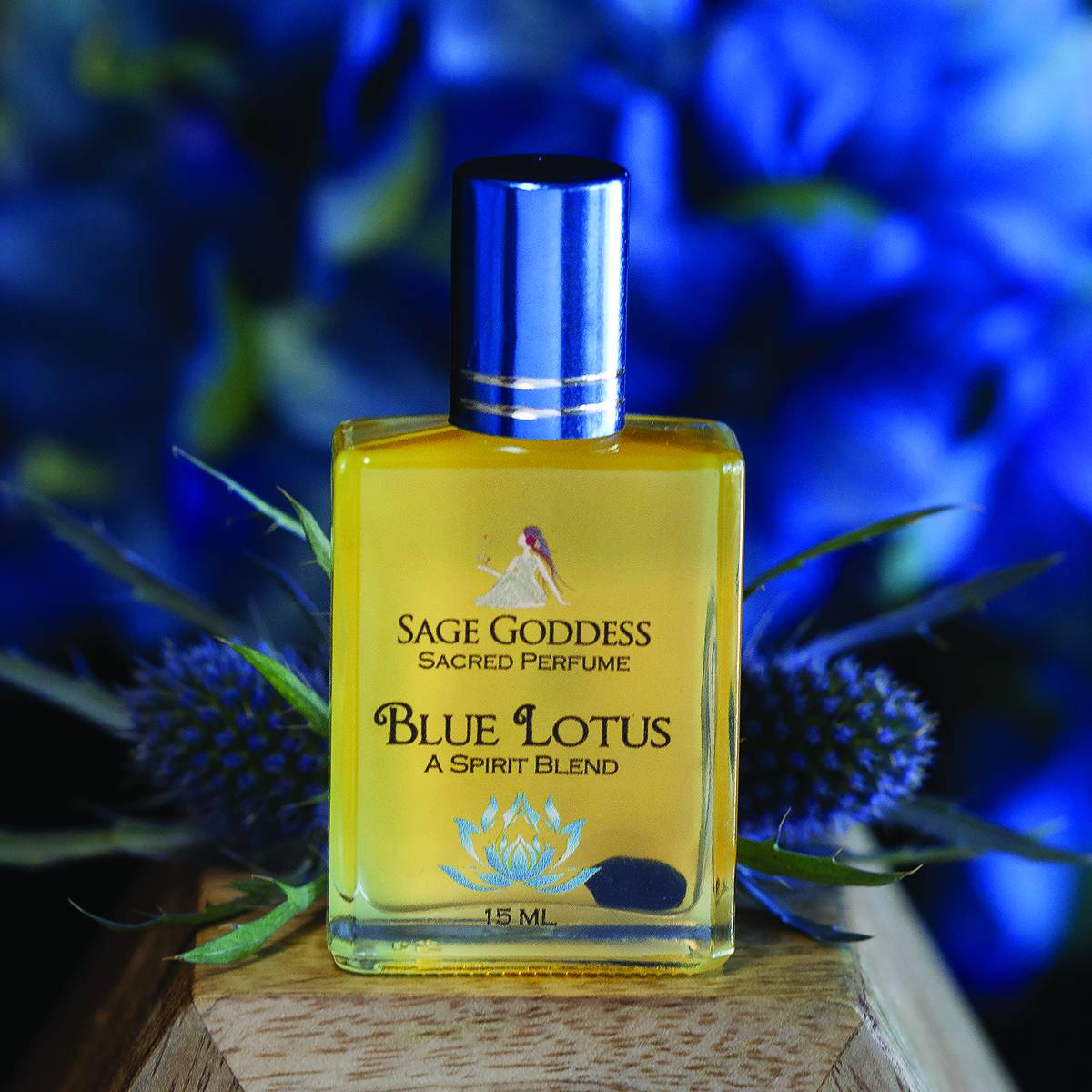 Limited edition blue lotus perfume for spiritual transformation and rated izmirmasajfo