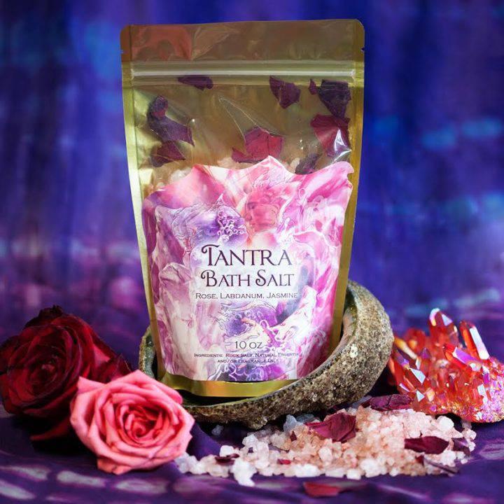 tantra bath salts