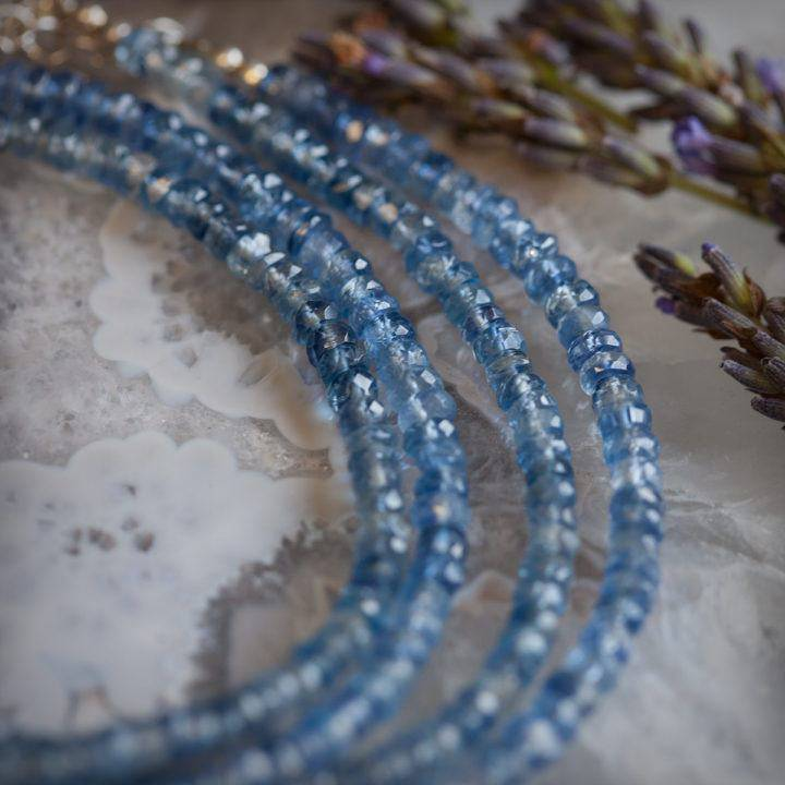 Blue Kyanite Necklace