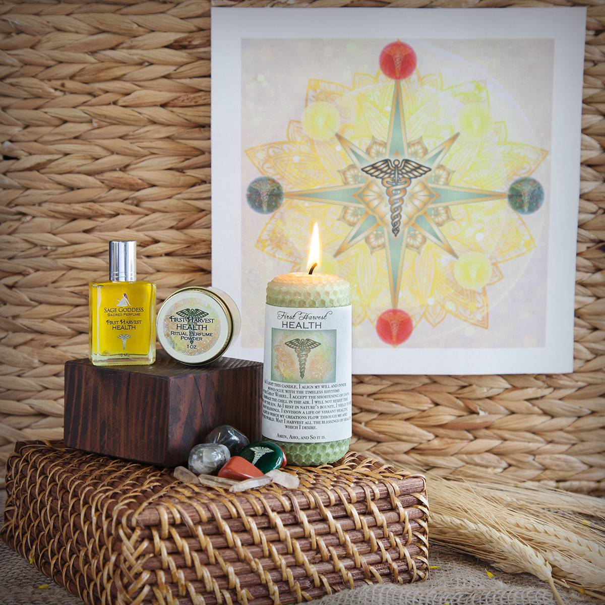 lammas ritual kit for health