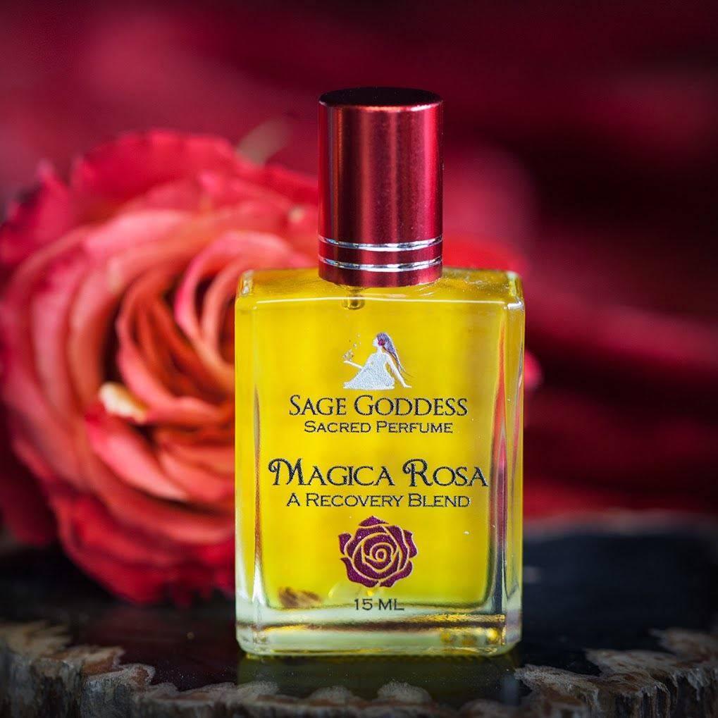 Magica Rosa Perfum