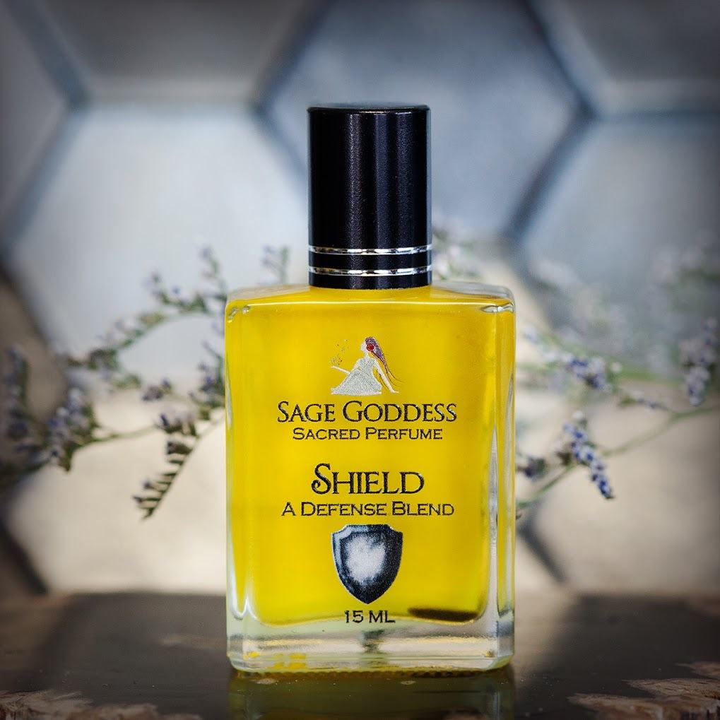 Shield Immunity And Energetic Protection Perfume