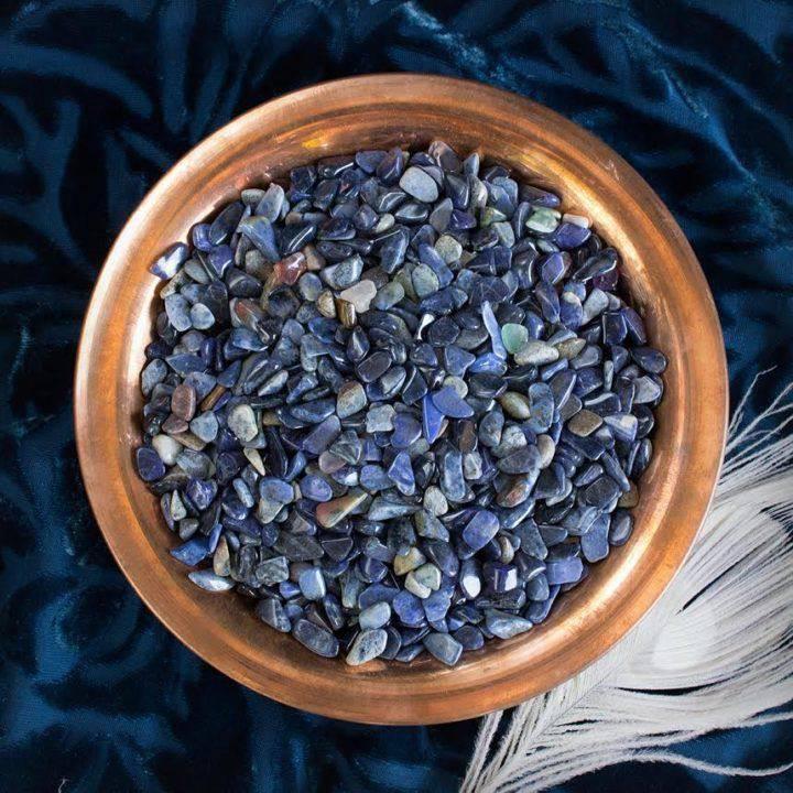dumeroite chip stones