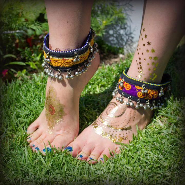 kuchi anklets