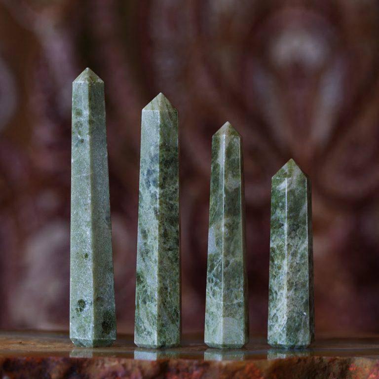 Idocrase Generators for spiritual reflection and transformation