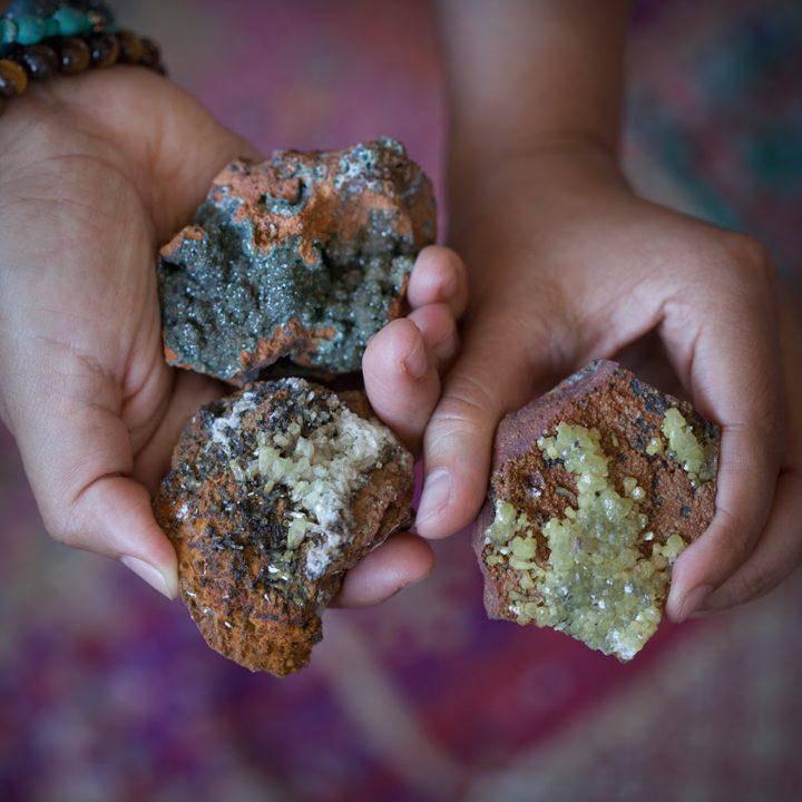 Natural Adamite