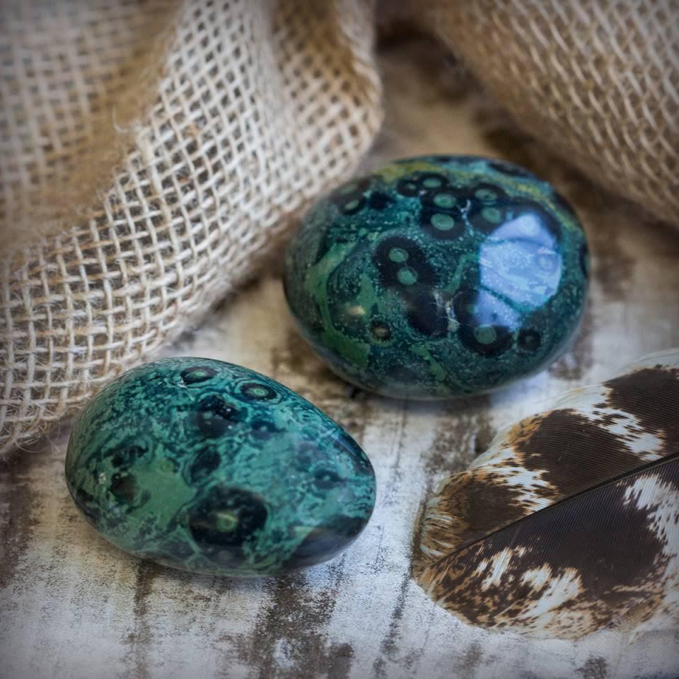 Divine Masculine Palm Stones