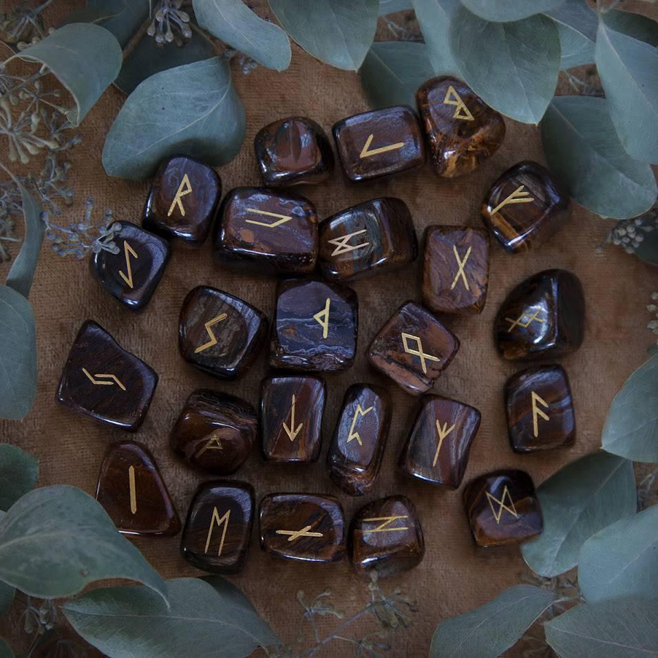 Tiger Iron Runes