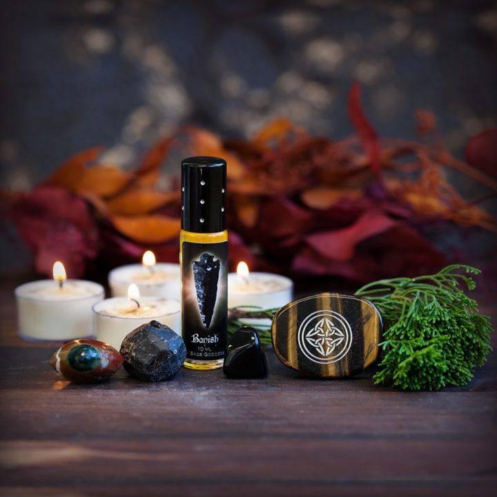 Simple Ritual- Negativity Banishing Kit