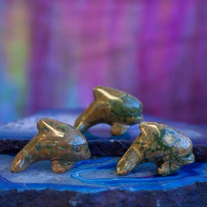 Rhyolite Dolphins
