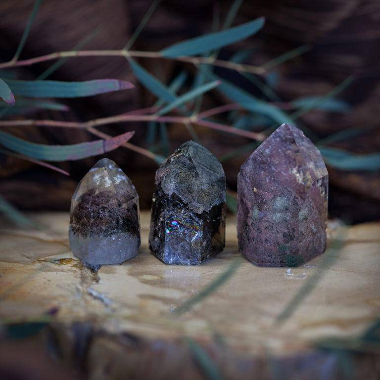 Shaman's Dream Stone Generators for lucid dreaming, past life recall, and heightened states of consciousness