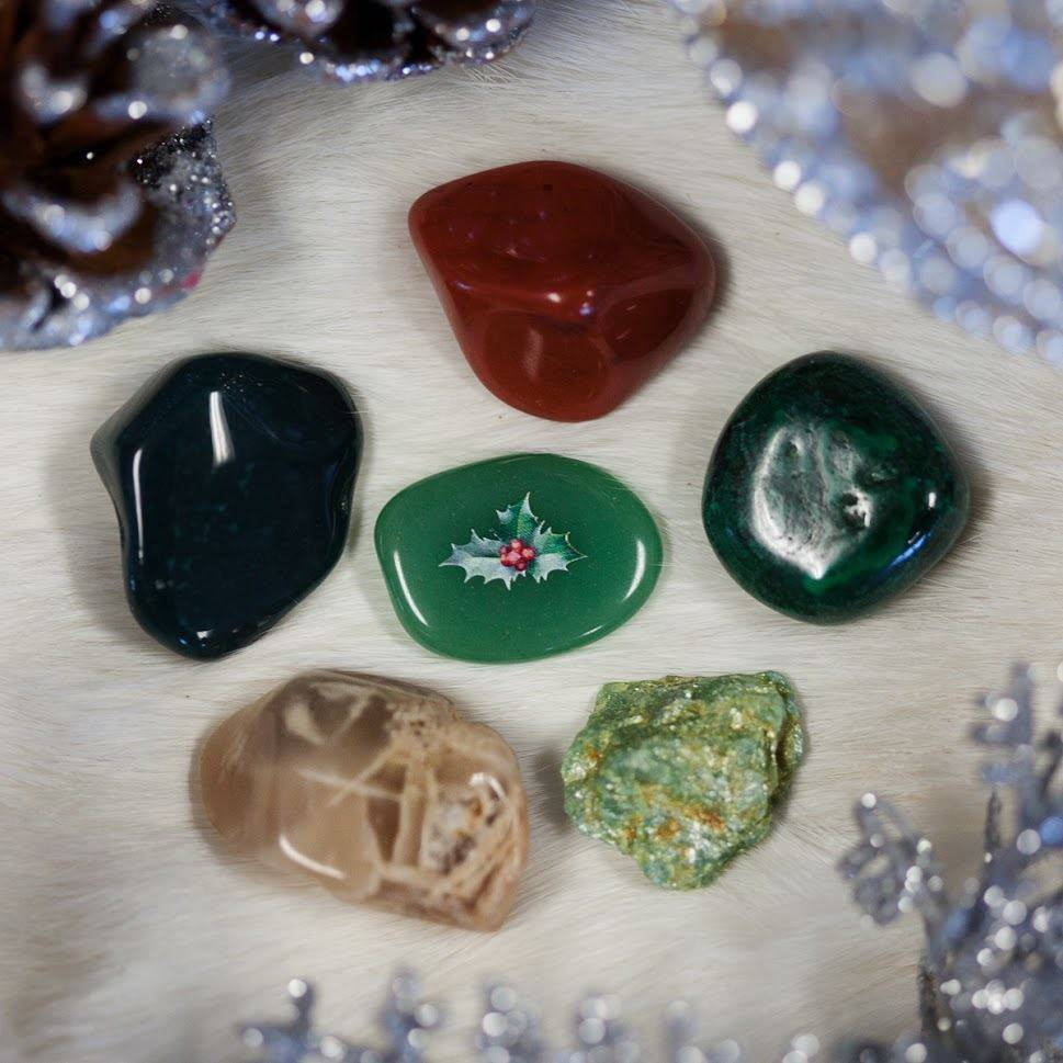 Yuletide Gemstone Set