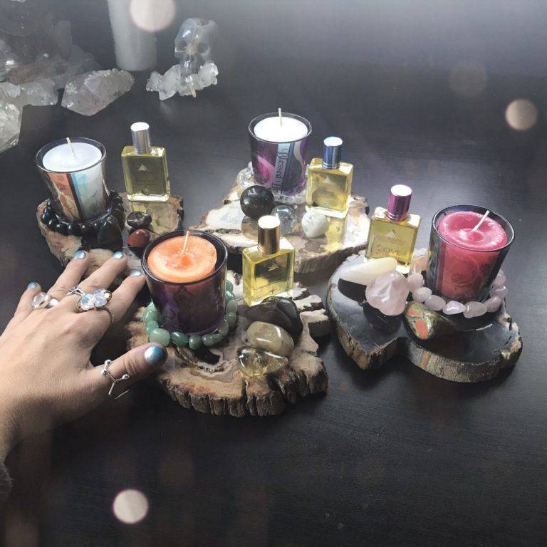 Desk Altar Sets for manifesting your intentions in the new year